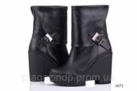 Женские ботинки кожаные 1071 Код:591486050|escape:'html'