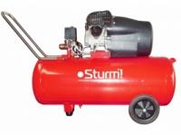 Воздушный компрессор 2400 Вт, 100л Sturm AC93104|escape:'html'