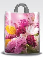 Пакет петля «Цветы»