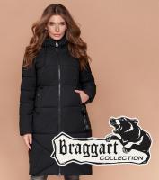 Braggart Simply 1936 | Длинная женская куртка черная