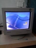 Samsung SyncMaster 550b ЭЛТ-монитор 15 дюймов|escape:'html'