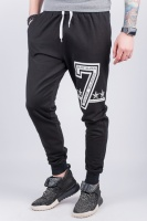 Штаны мужские спортивные с карманами AG-0003334 Черный escape:'html'