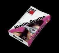 Baumit Nivello Quattro Швидкотвердіюча самовирівнювальна суміш 1–20 мм Бауміт Нівелло Кваттро