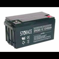 Гелевый аккумулятор 12 В 65 Ач STORACE SRG65-12 (GEL) escape:'html'