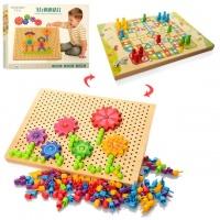 Деревянная игрушка Мозаика MD 1218|escape:'html'