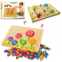 Деревянная игрушка Мозаика MD 1218