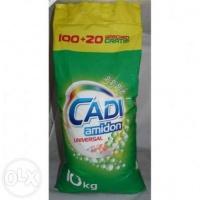 Стиральный порошок Cadi Amidon Universal 10 кг 120 стирок|escape:'html'