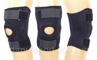 Наколенник-ортез коленного сустава с боковой стабилизацией, шарниром, регул. (1шт) BC-0026 (р-р M, L)|escape:'html'
