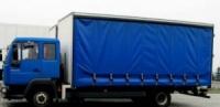 Грузоперевозки по Украине автомобилем«МАН»(5 тонн,40 куб м)