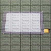 Тачскрин, сенсор, сенсорная панель, стекло для китайского планшета 7 дюймов Bravis NB75.|escape:'html'