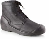 Ботинки из натуральной кожи с берцами|escape:'html'