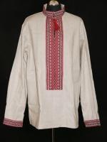 Вишиванка «Рандеву» червона  продажа 1bf0f2991ba38