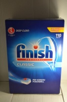 Finish Classic для посудомоечных машин, 110 таблетки|escape:'html'