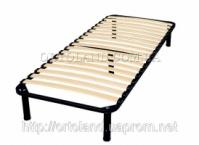 Каркас кровати металлический XXL 1900*800 (5 опор) ORTOLAND|escape:'html'