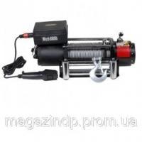 Лебедка автомобильная электрическая 12В 3630кг SIGMA 869023 Код:15558581