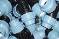 Компресійні зєднувальні деталі (зажимні фітінги) для поліетиленових труб|escape:'html'