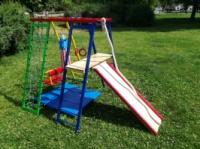 Детский спортивно-игровой комплекс «Sport Baby» 2 м.|escape:'html'