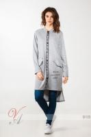 Куртка (Серый) 916_3