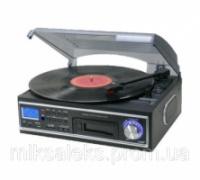 Проигрыватель магнитных лент VINYL TURNTABLE PLATE с MP3 USB SD