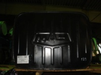 Бак топливный МАЗ-500 в сборе. escape:'html'