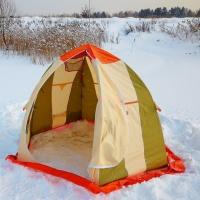 Палатка для зимней рыбалки НЕЛЬМА-3|escape:'html'