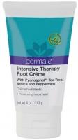 Крем для интенсивной терапии ног *Derma E (США)*