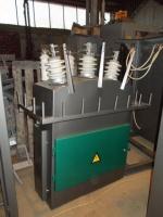 Комплектная трансформаторная подстанция КТПм мачтового типу