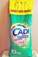 Стиральный порошок Cadi Amidon Universal 10 кг|escape:'html'