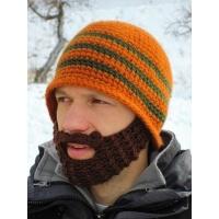 Мужская шапка Борода, шапка мужская