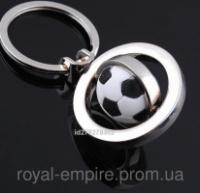 Брелок «Поворотный мяч». Брелок в форме футбольного  мяча который крутиться.|escape:'html'