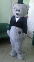 Пошив ростовых кукол, кукла медведь Гризли