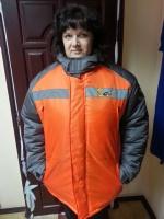 Куртка утепленная, зимняя спецодежда,утепленная рабочая|escape:'html'