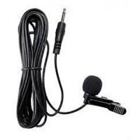 Петличный электретный конденсаторный микрофон с разъемом 3,5мм CTP-10DX
