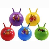 Мяч для фитнеса «рожки» ― 55 см