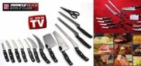 Набор кухонных ножей Miracle Blade, профессиональные ножы