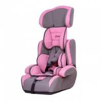 Автокресло детское «Стандарт» 7920 розовое|escape:'html'