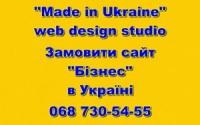 Сайт «Бизнес» заказать в Украине