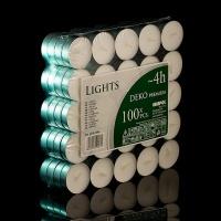 Свечи чайные таблетка 100 шт/уп.|escape:'html'