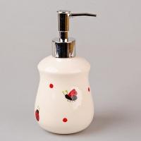 Дозатор для жидкого мыла Божья коровка|escape:'html'