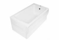Акриловая ванна Talia 100х70 Besco PMD Piramida с ножками