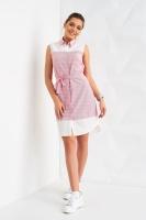 Женское платье Stimma Керол 2079 M Красная Полоска|escape:'html'