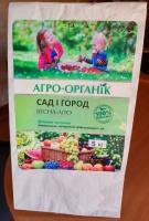 Органічні добрива «АГРО-ОРГАНІК» Упаковка полієтелен (гранульований) 5 л.|escape:'html'