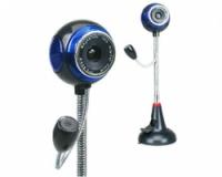 Web камера 8М с микрофоном. Синего цвета.|escape:'html'