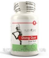 Донг Куэй США Арго для женщин, климакс, стимулирует выработку гормонов, анемия, гипертония, боли при месячных