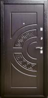 Дверь входная металлическая с МДФ накладкой 98|escape:'html'