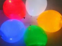 Воздушные шарики с LED подсветкой (набор 5шт) escape:'html'