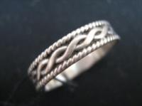 Серебряное кольцо 916 ЧЕРНЬ размер 18,5 escape:'html'