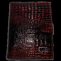 Автодокументы женские Guttik- (заменитель кожи), guttik-3.345 Коричневый, размер 10,5*14*1,7|escape:'html'