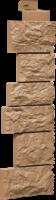 Цокольная панель Угол Fineber Дикий камень Цвет Песок|escape:'html'
