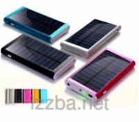 Аккумулятор на солнечной батарее - Solar power bank escape:'html'